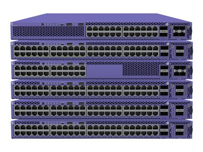Extreme Networks ExtremeSwitching X465 Series X465-48T Bundle switch managed