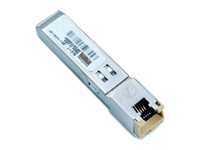 Cisco - SFP (mini-GBIC) transceiver module - Gigabit Ethernet - 1000Base-T - RJ-45 - up to 100 m - for Catalyst 2970G, 3560, 3560E, 3560G, 3560X, 3750