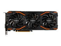 Gigabyte GeForce GTX 1080 WINDFORCE OC 8G - Grafikkarten
