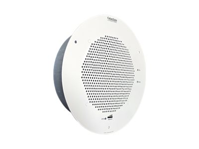 CyberData Syn-Apps IP speaker PoE signal white (RAL 9003)