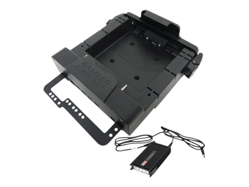 Gamber-Johnson - Docking Station - 10Mb LAN - EU - für Zebra ET50 (10.1 Zoll), ET55 (10.1 Zoll)