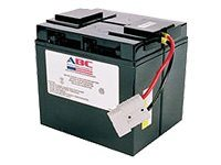 ABC RBC7 UPS battery (equivalent to: APC RBC7) 1 x lead acid