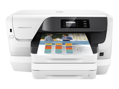 HP Officejet Pro 8218 Blækprinter