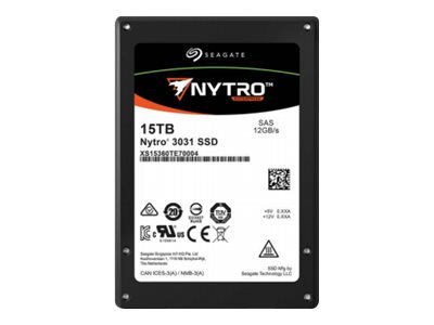 Seagate Nytro 3731 XS1600ME70014 - solid state drive - 1.6 TB - SAS 12Gb/s -