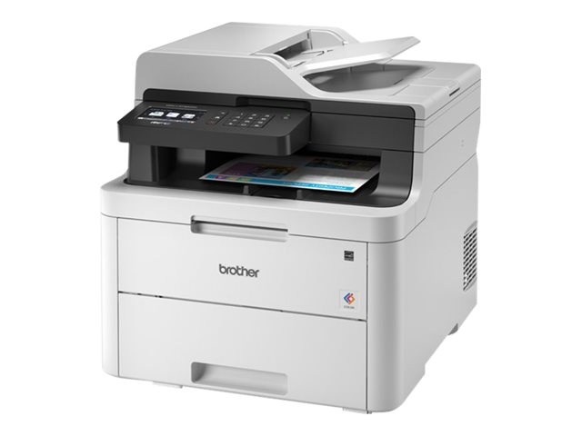 Image of Brother MFC-L3730CDN - multifunction printer - colour