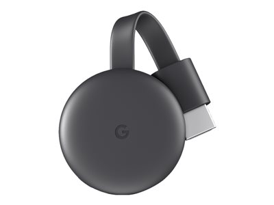 Google Chromecast 3 Streaming Media Player UK