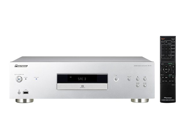 PD-10-S - Pioneer PD-10 - SACD player - Currys PC World Business