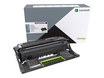 Lexmark 500ZA Black original printer imaging unit LCCP