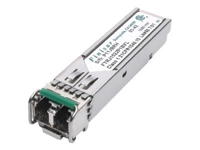 Finisar FTLF1619P1BCL - SFP (mini-GBIC) transceiver module - GigE, 2Gb Fibre Channel (LW)