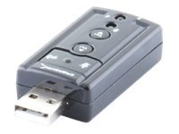 Sabrent USB-SBCV Sound card stereo USB 2.0