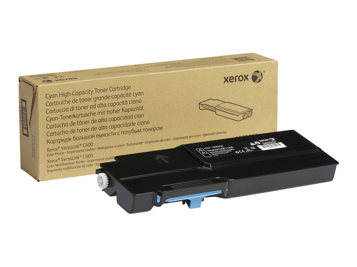 Xerox VersaLink C405 - High Capacity - cyan - original - toner cartridge