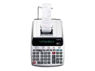 Canon MP25DV-3 Printing calculator VFD 12 digits
