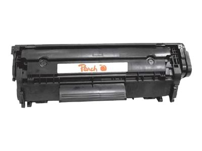 - noir - remanufacturé - cartouche de toner (alternative for: HP 12A)