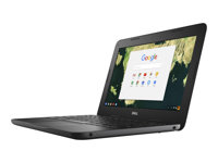 Dell Chromebook 11 3180 Celeron N3060 / 1.6 GHz Chrome OS 4 GB RAM 16 GB eMMC