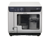 Epson Discproducer PP-100II - Disc duplicator - slots: 100 - DVD±R (±R DL) x 2 - SuperSpeed USB 3.0 - external