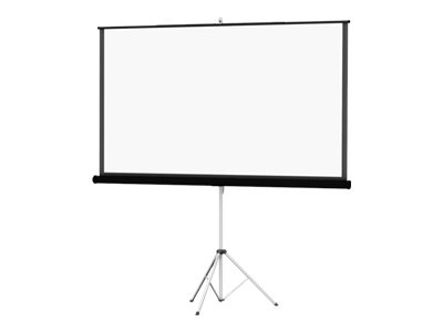 Da-Lite Picture King Projection screen with tripod 136 in (135.8 in) Matte White