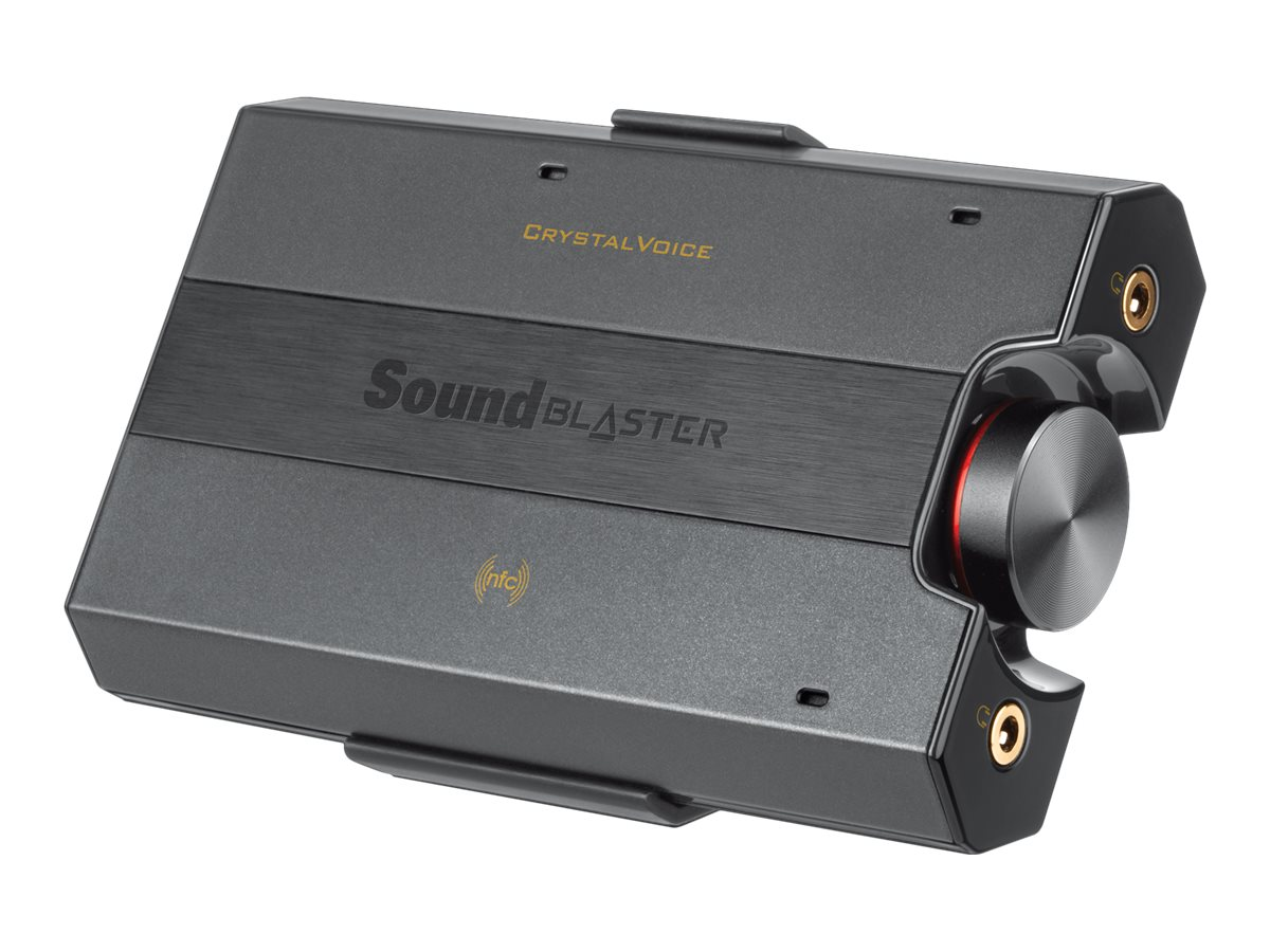 Creative Sound Blaster E5 - sound card