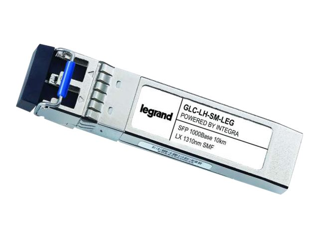 Legrand Cisco GLC-LH-SM Compatible 1000Base-LX SMF SFP (mini-GBIC) Transceiver - SFP (mini-GBIC) transceiver module - G…