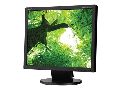 NEC AccuSync AS172-BK LED monitor 17INCH (17INCH viewable) 1280 x 1024 TN 250 cd/m² 1000:1
