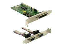 DeLOCK 1x Parallel & 2x Serial - PCI card