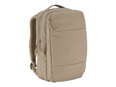Incase Designs City Commuter Backpack Notebook carrying backpack 15INCH dark khaki