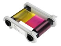 Evolis High Trust 1/2 YMCKO Color Ribbon 1