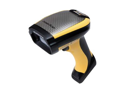 Datalogic PowerScan PBT9500-HP Barcode scanner handheld decoded in