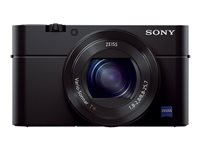 Sony Cyber-shot DSC-RX100 III Digital camera compact 20.1 MP 1080p / 50 fps