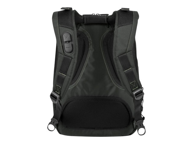 Targus EcoSpruce 15.6 inch / 39.6cm Backpack - sac à dos pour ordinateur portable