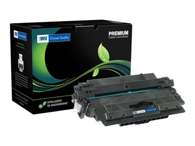 MSE Premium High Yield black toner cartridge (alternative for: HP 14X, HP 14A)