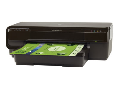 HP Officejet 7110 Wide Format ePrinter Blækprinter