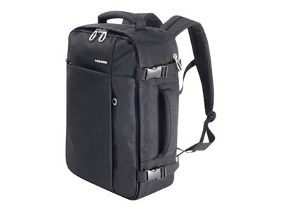 Tucano Travel TUGÒ MEDIUM Notebook carrying backpack 15INCH black