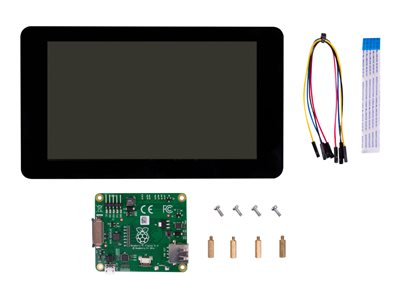 Raspberry Pi - display