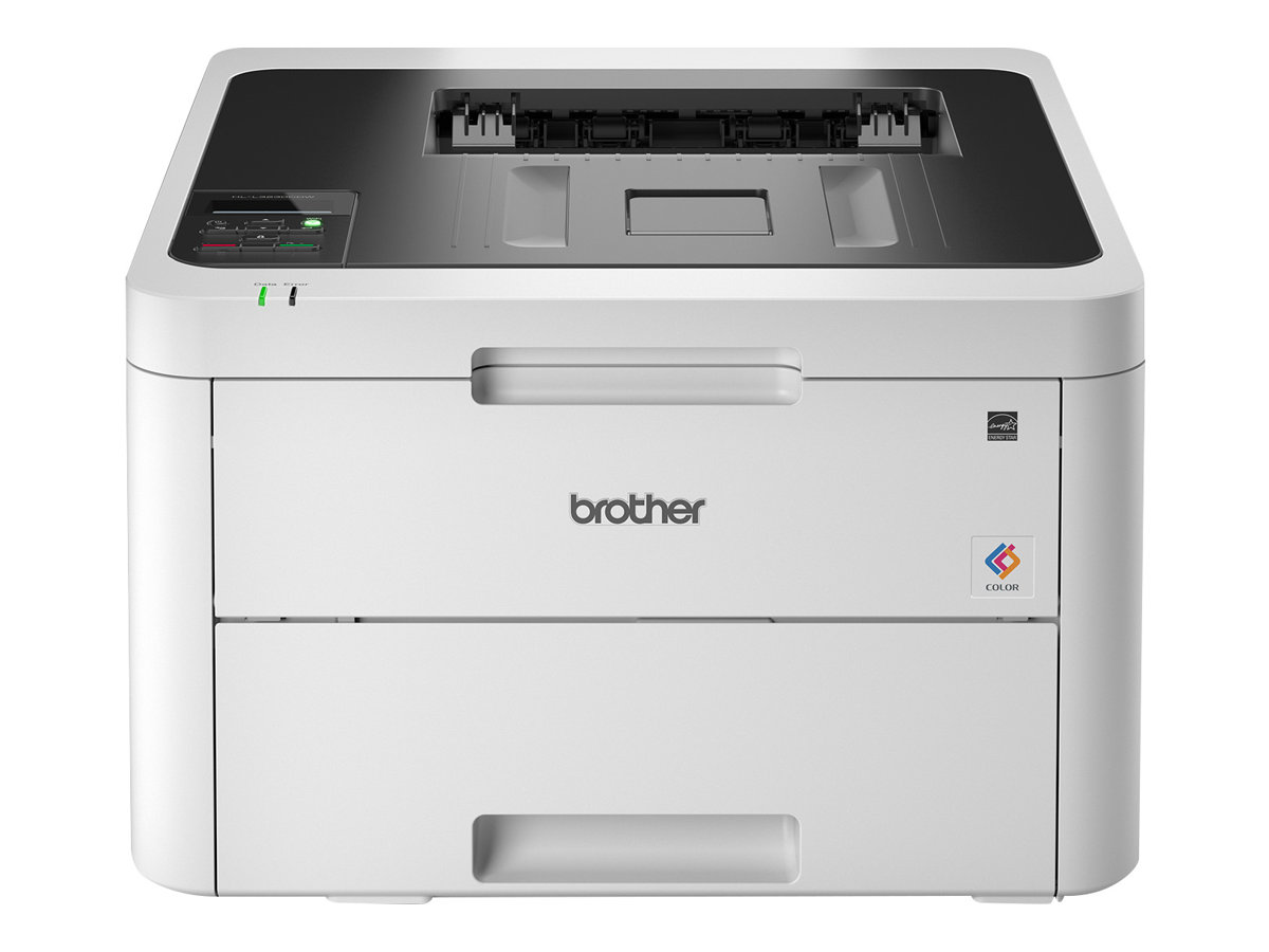 Imprimante laser couleur BROTHER n°HL-L3230CDW vue avant