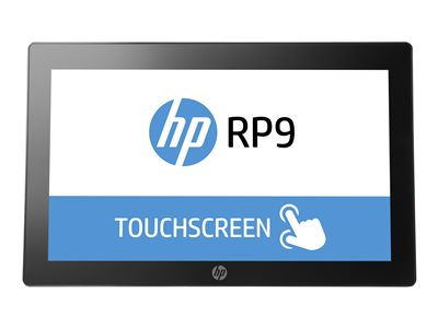 """HP RP9 G1 Retail System 9015 - all-in-one - Core i3 6100 3.7 GHz - 4 GB - HDD 500 GB - LED 15.6"""""""
