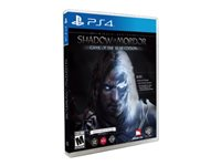 Middle-earth Shadow of Mordor Game Of The Year PlayStation 4