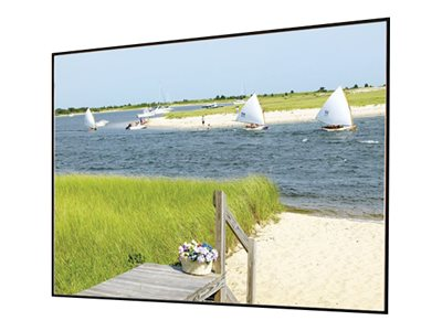 Draper Clarion 16:10 Format Projection screen wall mountable 123INCH (123.2 in) 16:10