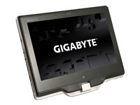 Gigabyte U2142 Ultrabook Core i5 3317U / 1.7 GHz Win 8 4 GB RAM 128 GB SSD