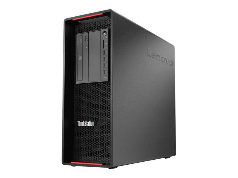 Lenovo ThinkStation P720 - tour - Xeon Silver 4110 2.1 GHz - 16 Go - 256 Go