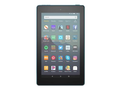 Amazon Fire 7 9th generation tablet 32 GB 7INCH IPS (1024 x 600) microSD slot