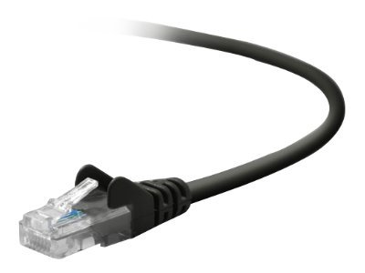 Belkin patch cable - TAA Compliant - 4.3 m - black