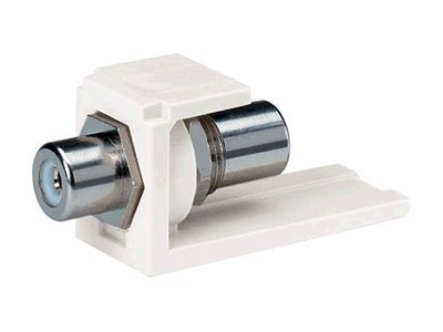 Panduit MINI-COM Pass-Through Module - modular insert (coupling)