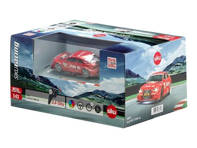 SIKU 6825 Racing Audi RS 5 DTM Set 1:43