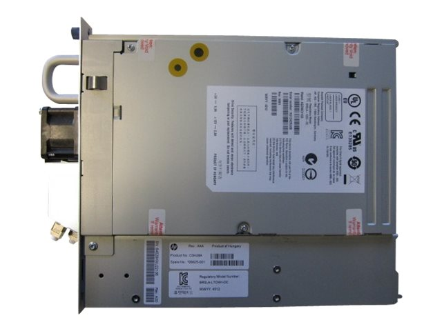 HPE StoreEver LTO-6 Ultrium 6250 Drive Upgrade Kit - tape library drive module - LTO Ultrium - 8Gb Fibre Channel