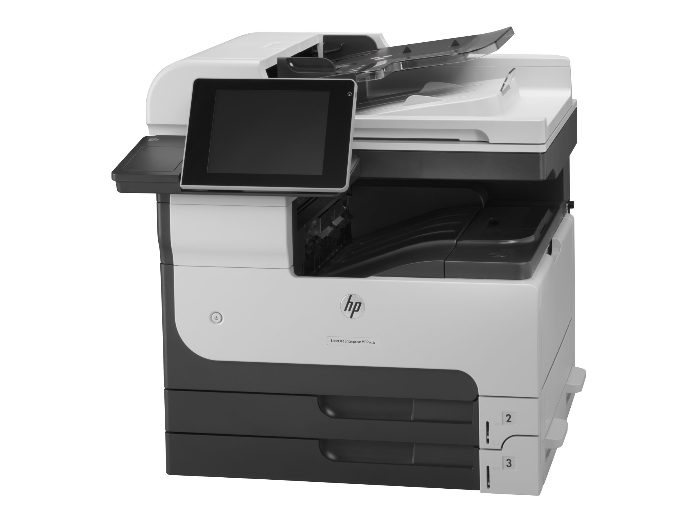 HP LaserJet Enterprise MFP M725dn - Multifunktionsdrucker - s/w - Laser - A3 (297 x 420 mm) (Original) - A3/Ledger (Medien)