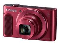 Canon PowerShot SX620 HS - Digital camera - compact - 20.2 MP - 1080p / 30 fps - 25x optical zoom - Wi-Fi, NFC - red