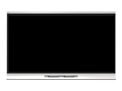 SMART Board 6075 75INCH Class LED display interactive with touchscreen