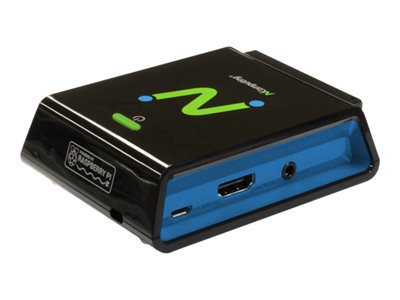 NComputing RX-series RX-RDP Thin client USFF 1 x Cortex-A53 1.2 GHz RAM 1 GB flash 8 GB
