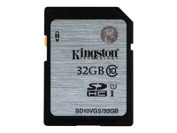 Kingston - Flash memory card - 32 GB