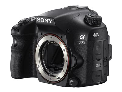 Sony a77 II ILCA-77M2Q Digital camera SLR 24.3 MP APS-C 1080p